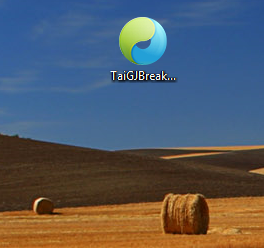 taig jailbreak tool on pc desktop