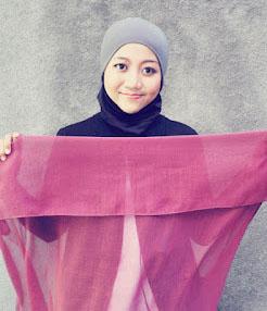Tips Merawat Jilbab Biar Lebih Awet
