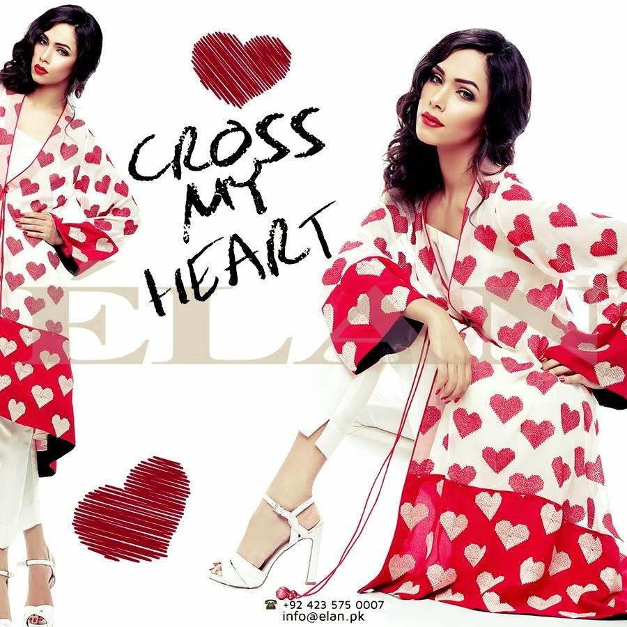 ELANValentinesDresses2014 2015 wwwfashionhuntworldblogspotcom 07 - Valentines Day Dresses 2014-2015 By ELAN