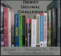Dewey Decimal Challenge hosted at The Introverted Reader
