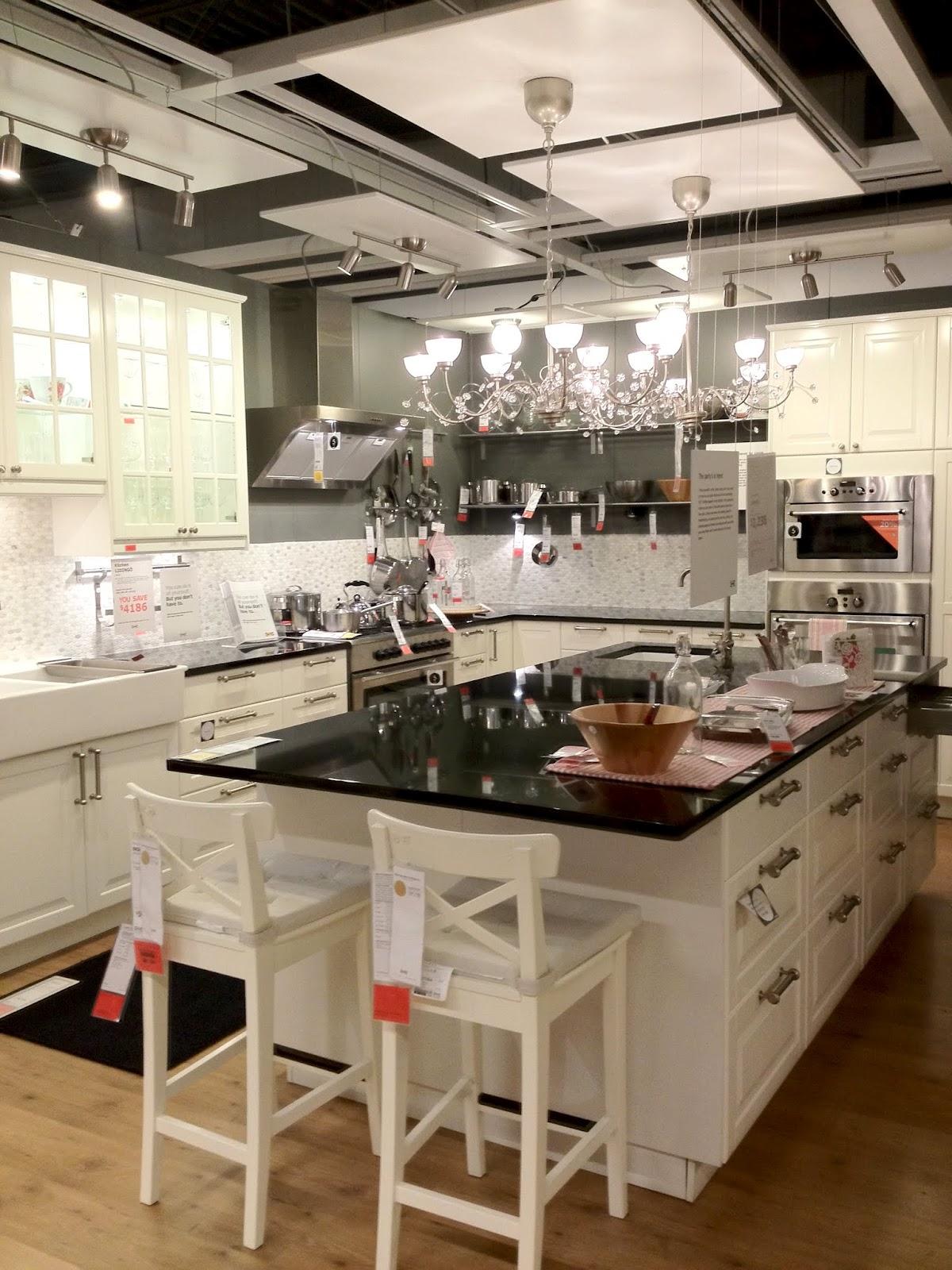 Kitchen Showrooms Ikea Ikea Kitchen Tour  Creative Cain Cabin