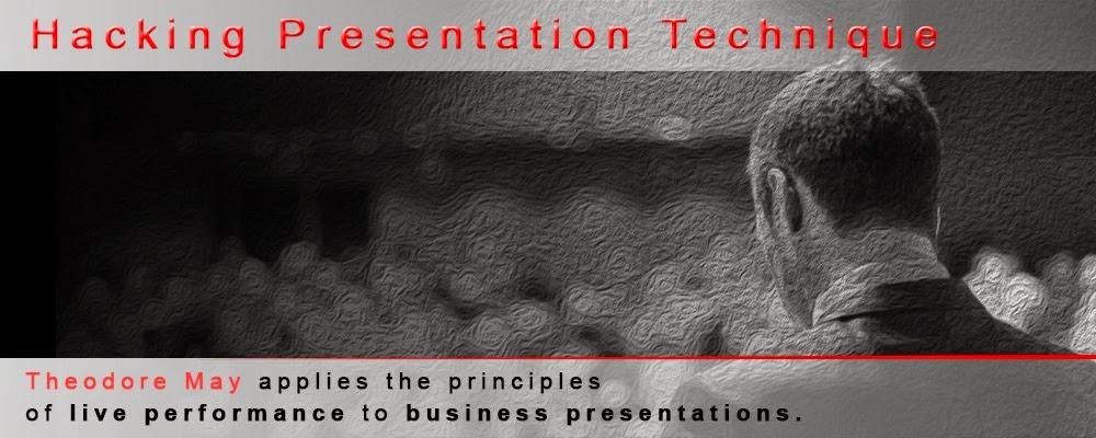 Hacking Presentation Technique