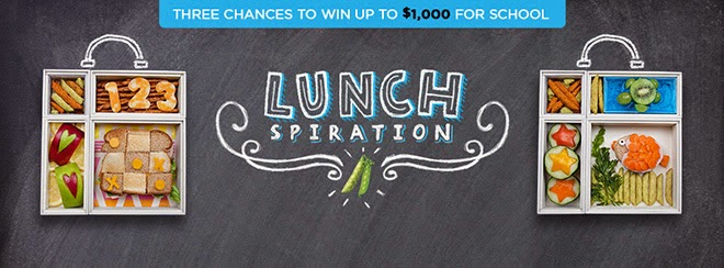 lunchinspiration contest banner