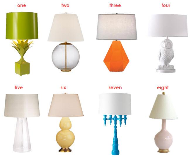 Fun Lamps Everything Leb Light It Up