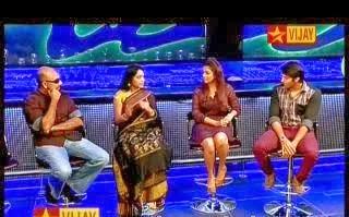 Vijay Tv – Gandhi Jayanthi Special Programes 02-10-2013
