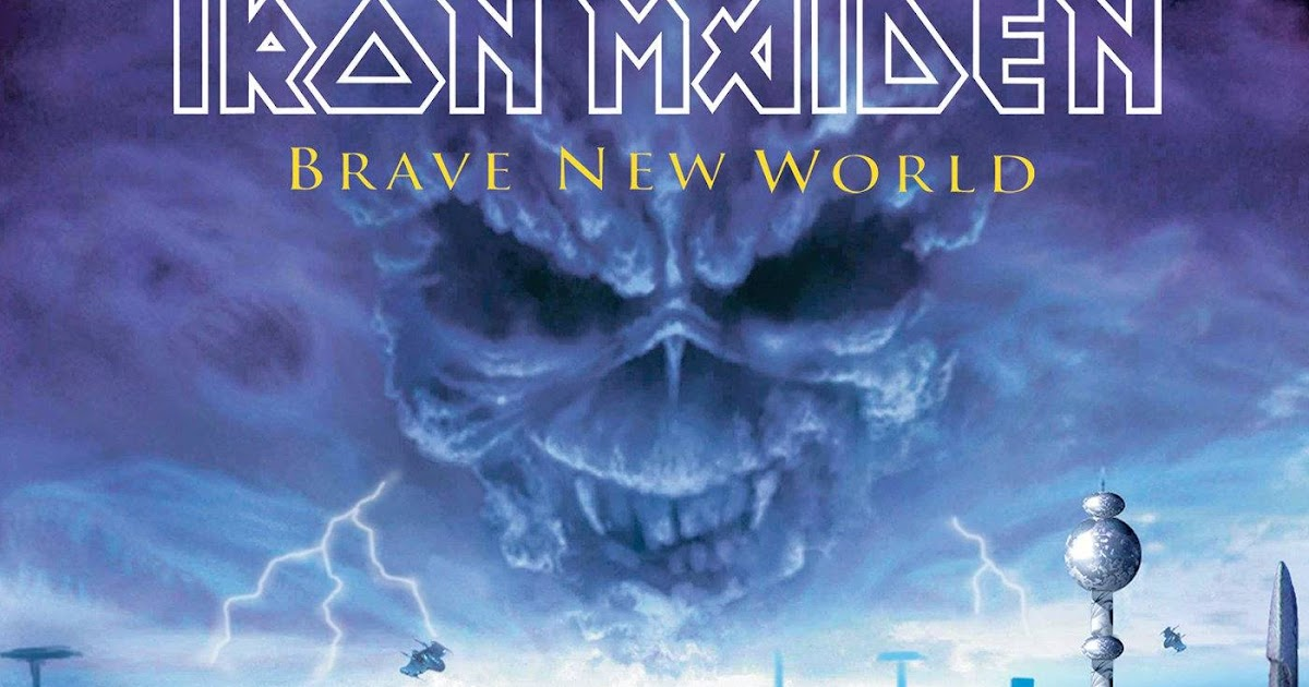 iron maiden brave new world blogspot