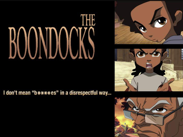 The Boondocks Comic Galleries