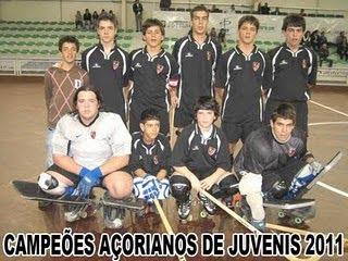 CAMPEONATO AÇORIANO DE JUVENIS 2011- PICO