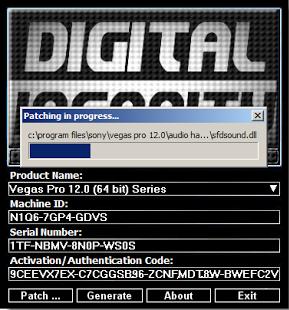 скачать Keygeyn для Sony Vegas Pro 12 - фото 6