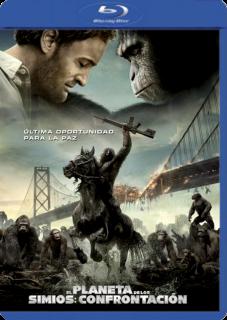 El Planeta De Los Simios 2 (2014) Dvdrip Latino [ficción]