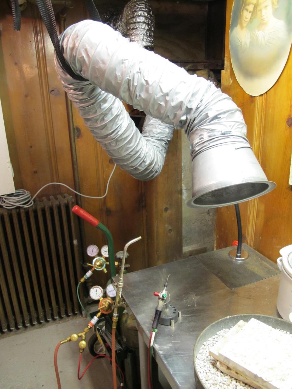 Midge S Mind My New Ventilation System