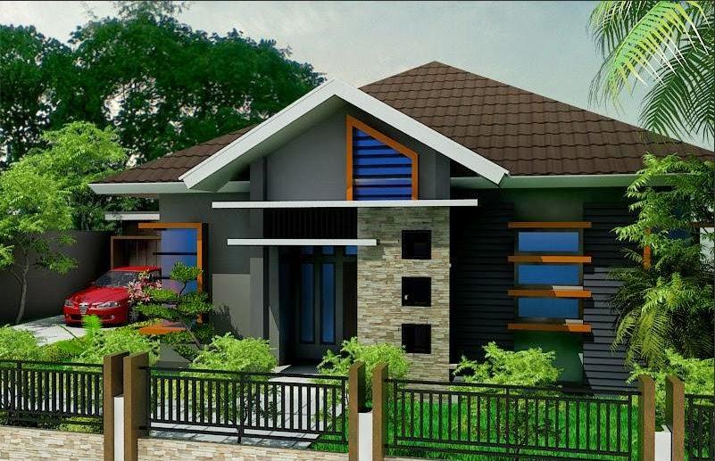 Desain Terbaru Atap Rumah Minimalis