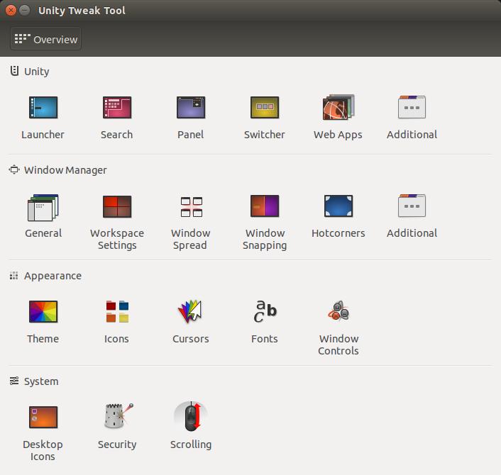 Desactivar la búsqueda online y tienda online Ubuntu