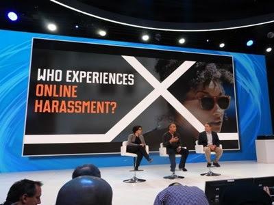 A iniciativa Hack Harassment foi anunciada durante a CES 2016. Parceiros convocaram a indústria de tecnologia a aderir à ação