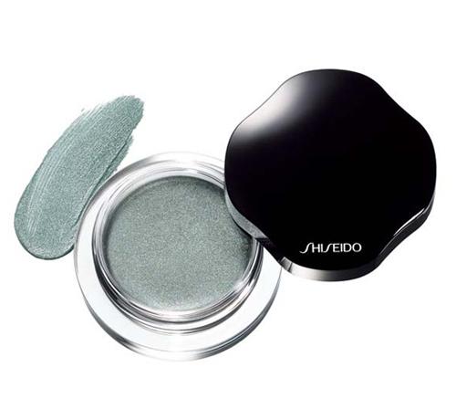 Shiseido зелени крем сенки за очи