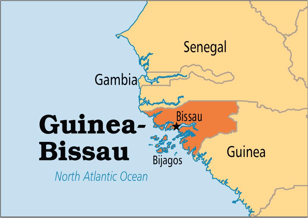Información sobre Guinea Bissau