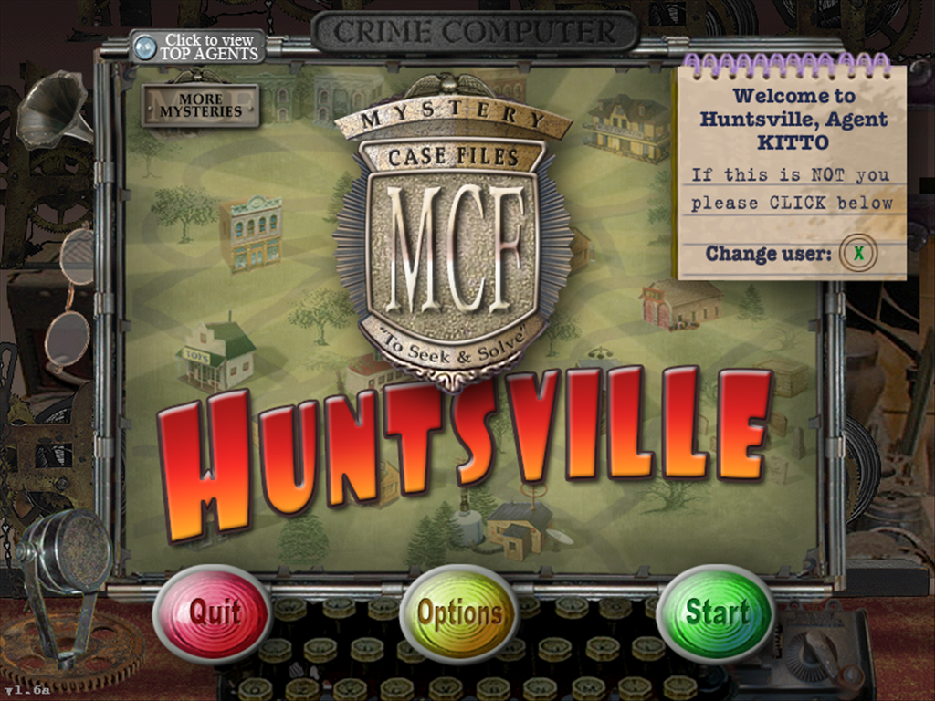 Mystery Case Files: Huntsville screenshot