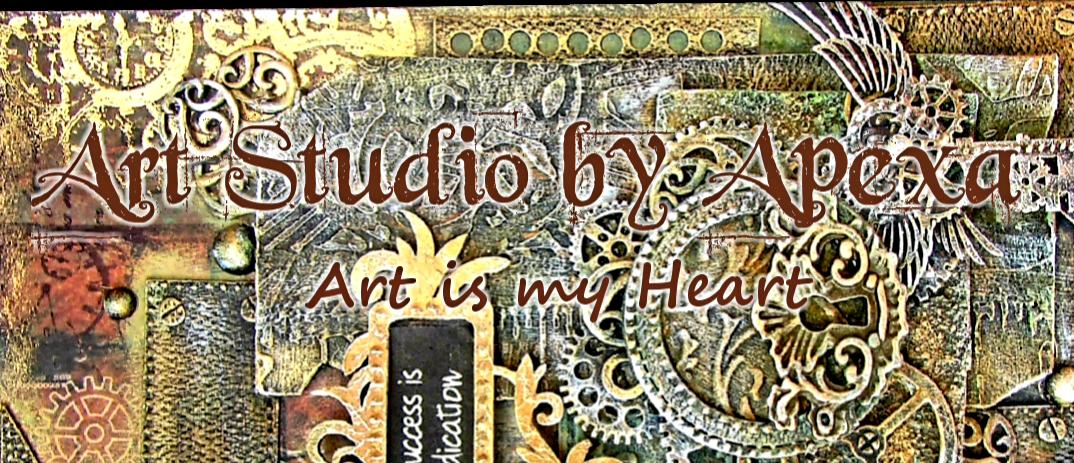 Art studio by Apexa