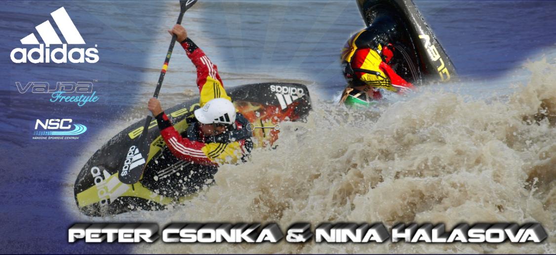Peter Csonka & Nina Halasova
