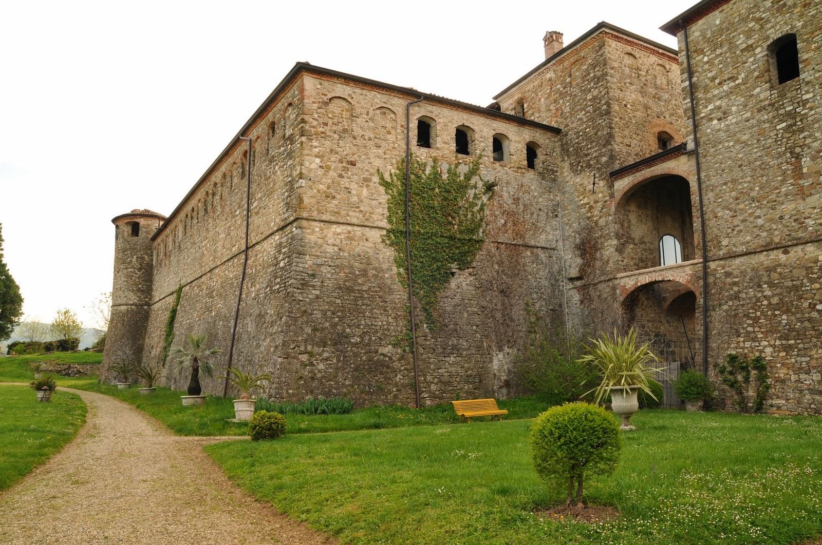 Castelli del Ducato di Parma e Piacenza: visita a Rivalta ed Agazzano