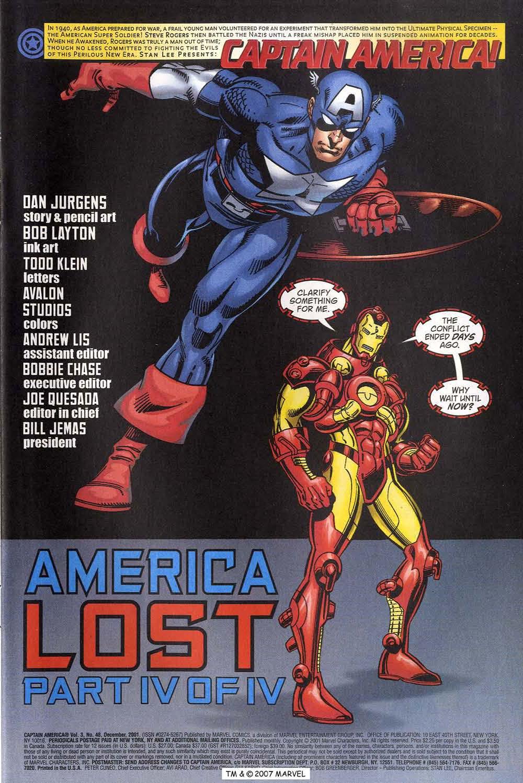 Captain America (1998) Issue #48 #55 - English 3