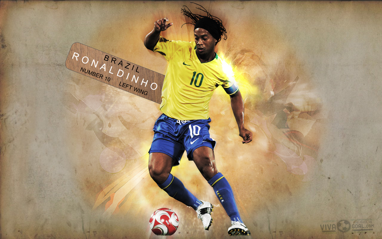Ronaldinho HD Wallpapers | HD Wallpapers - Blog
