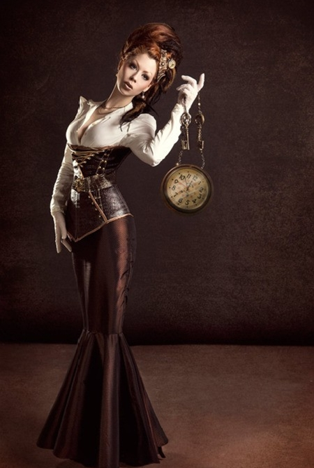steampunk clothing
