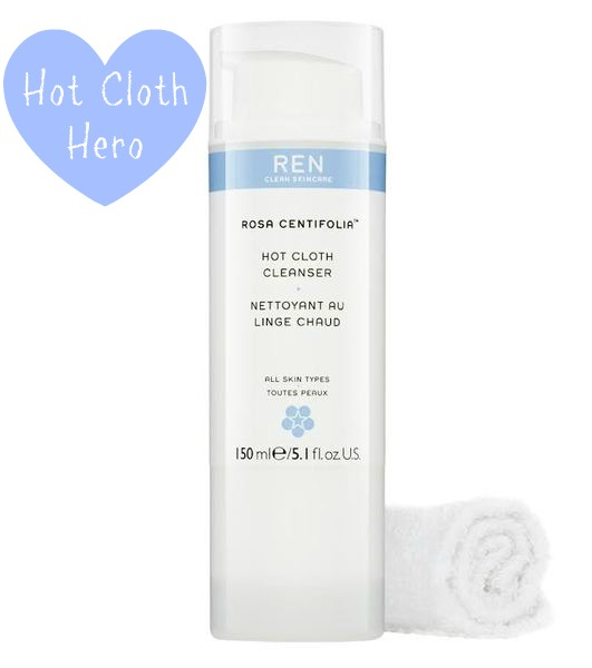 REN Centifolia Hot Cloth Cleanser , Review, Hot Cloth Cleansers, Beauty, REN