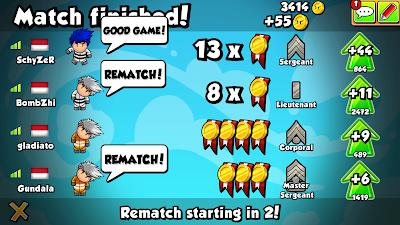 Multiplayer Bomber Friends