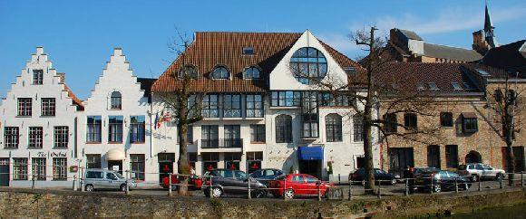 Hotel Golden Tulip de Medici in Bruges