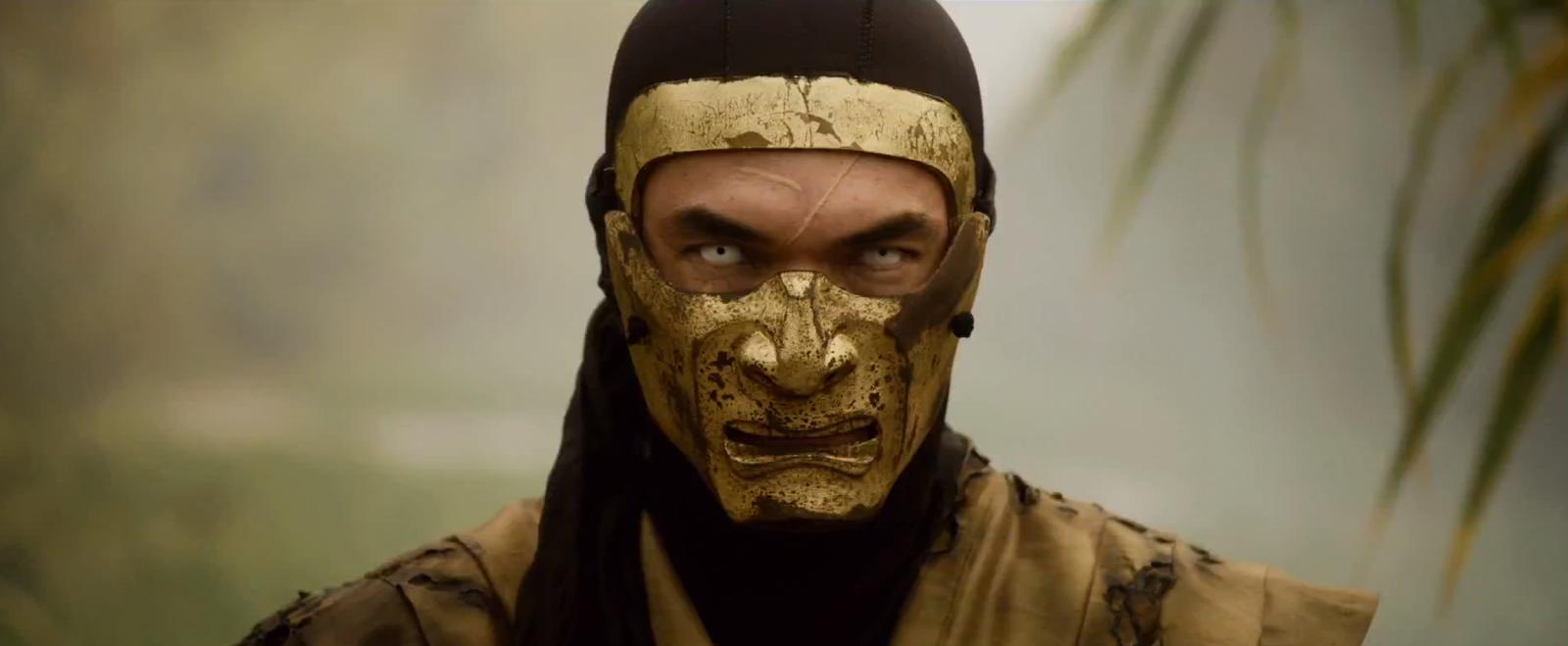 Mortal Kombat Legacy Sub Zero Costume Prime Props: August 20...