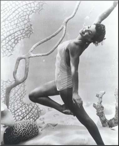 Desert Girls Vintage Inspiration Mermaids And Esther Williams