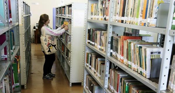 Todos os livros das bibliotecas municipais de São Paulo estão catalogados eletronicamente