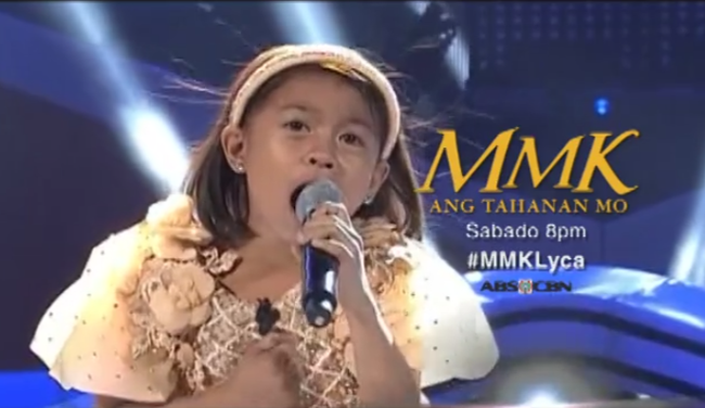 The Voice Kids grand champion Lyca Gairanod's Story Featured in MMK this Saturday August 16, 2014