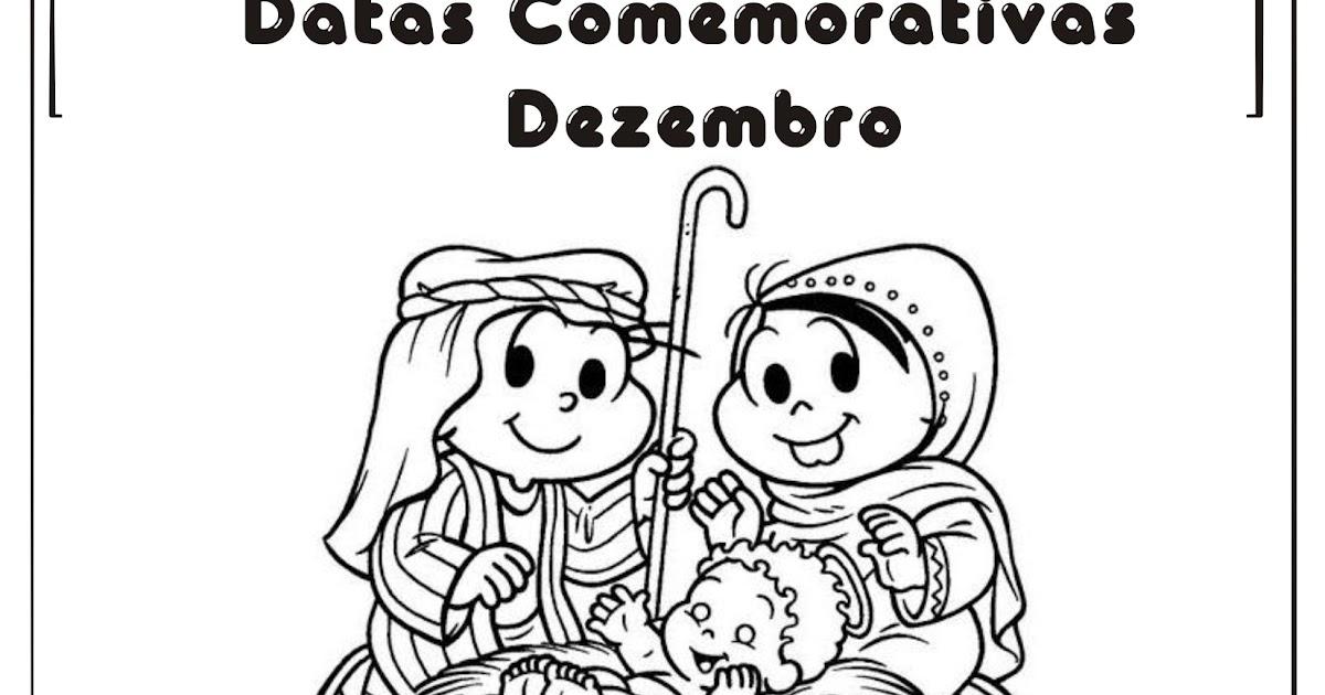 Muitas vezes Datas Comemorativas Dezembro | Ideia Criativa - Gi Barbosa  EB21