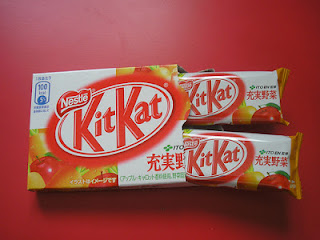 Yasai Ito En Vegetable Kit Kat