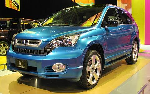 Honda Crv Most Wanted Cars