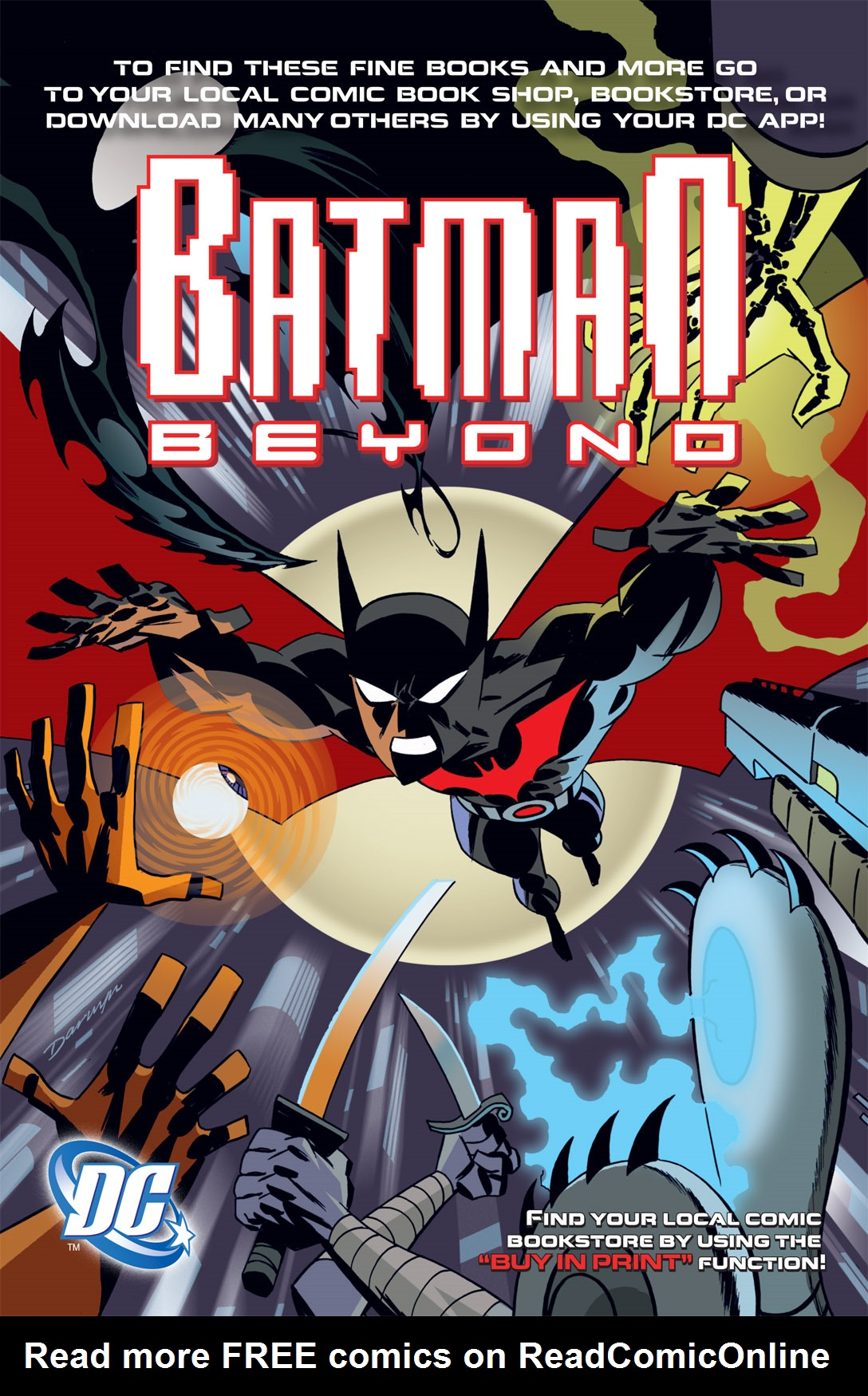 Batman Beyond [II] Issue #17 #17 - English 24