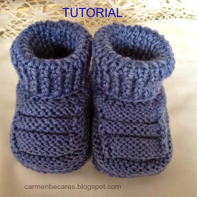 booties | Aprender manualidades es facilisimo.com