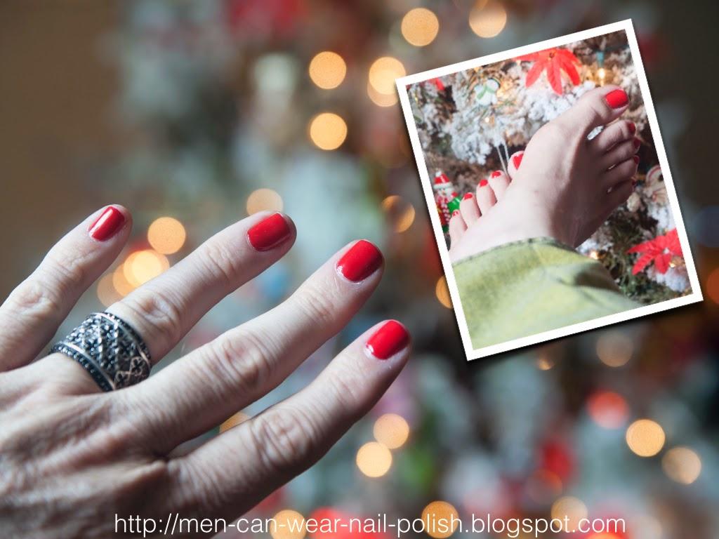 winter nail polish colors for men