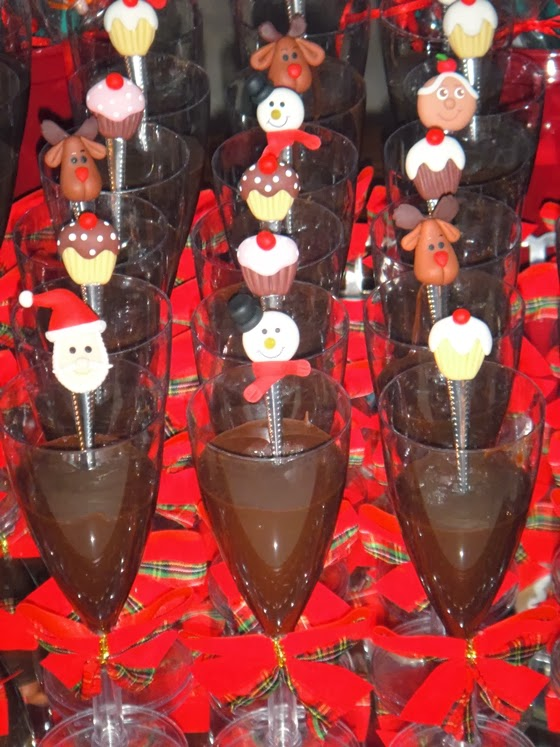 decoracao festa natal:Blog Mãe de Primeira Viagem: Decoração de Festa – Tema: Natal