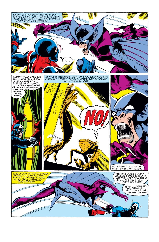 Captain America (1968) Issue #254 #169 - English 20
