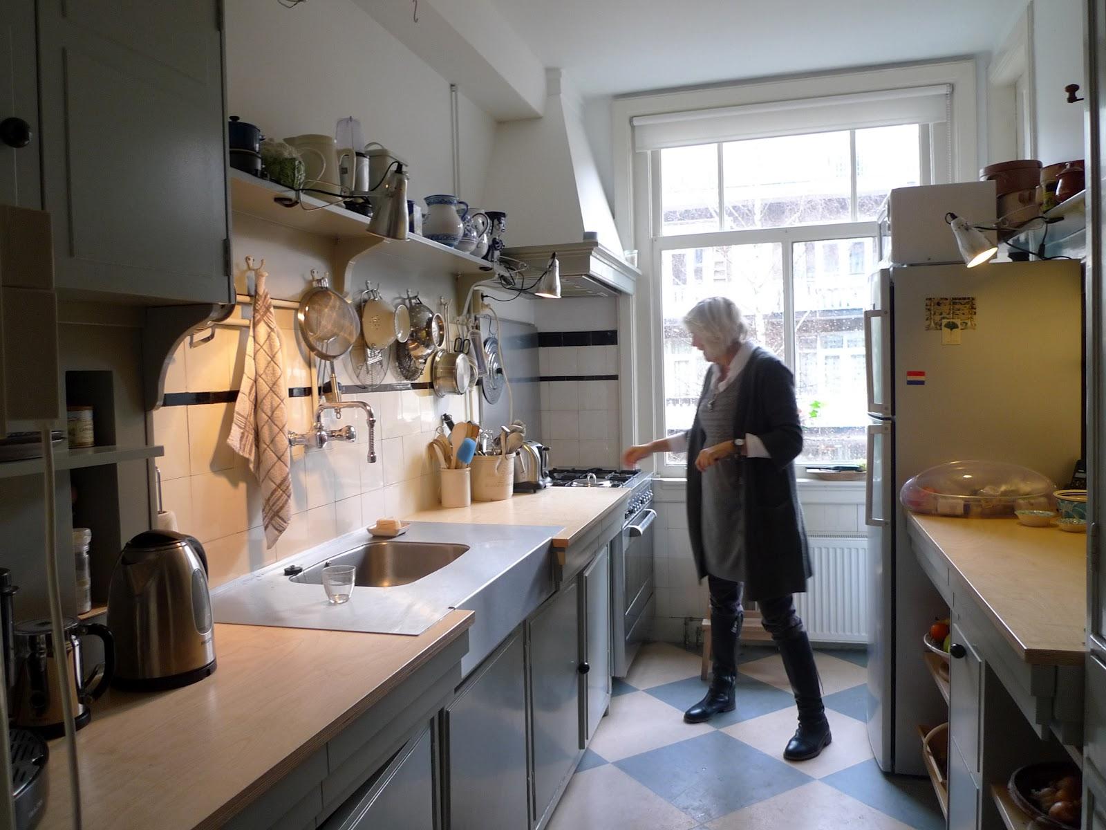 Paul berkhout ontwerper en bouwer - Roestvrijstalen kast ...
