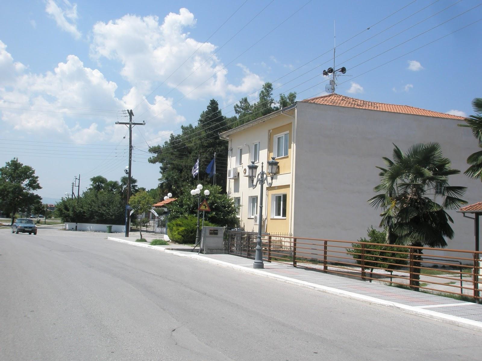 Виллы в греции афины