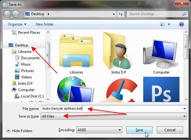 Cara Membuka Banyak Aplikasi Sekaligus di Windows
