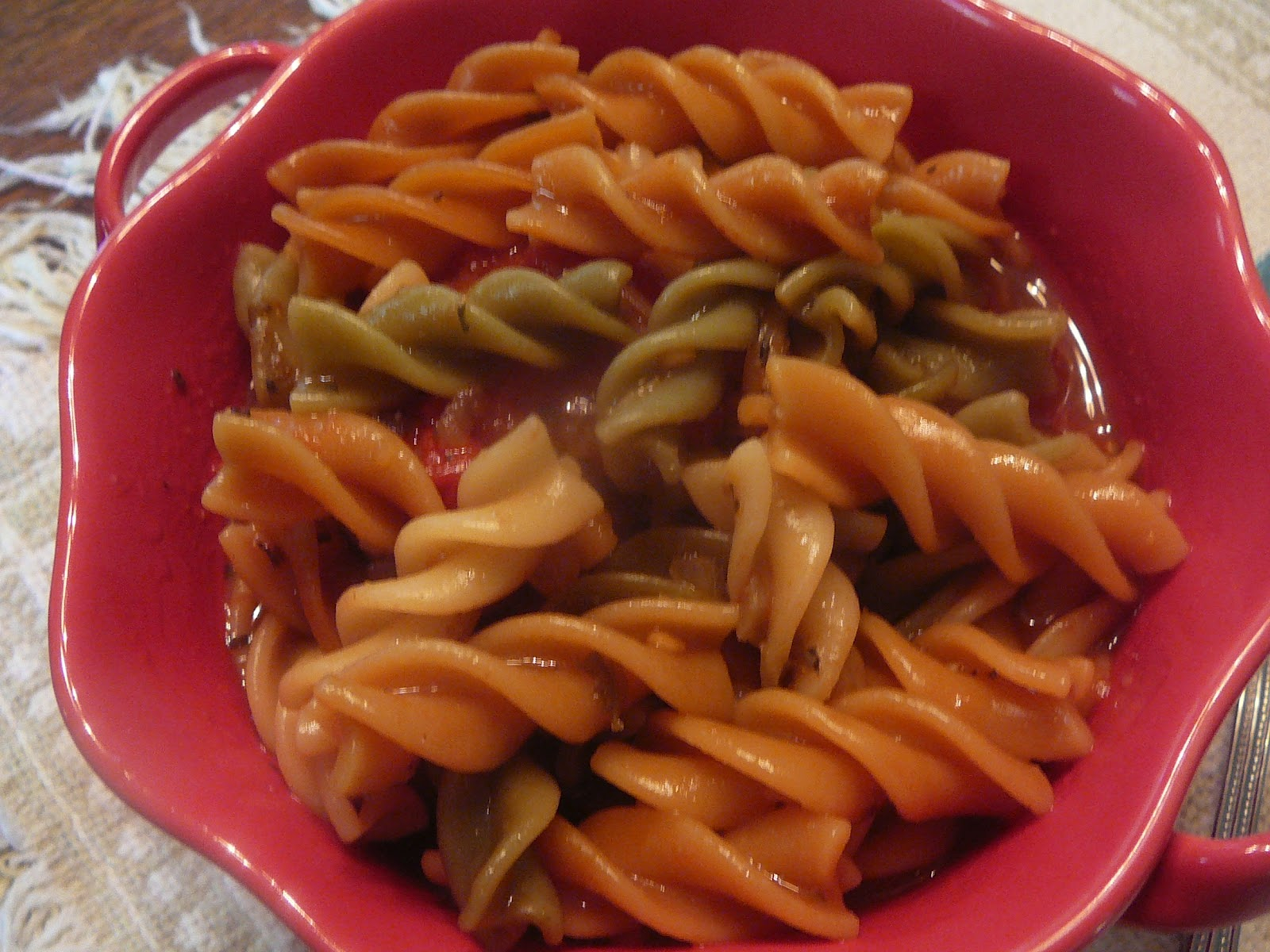 The Hidden Pantry: MEAL IN A BASKET, Pasta Soup Mix and ...