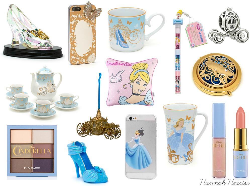 Cinderella Wishlist