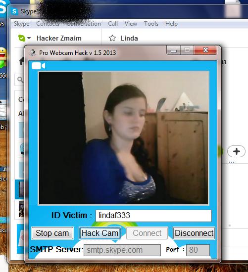 webcam msn esp: