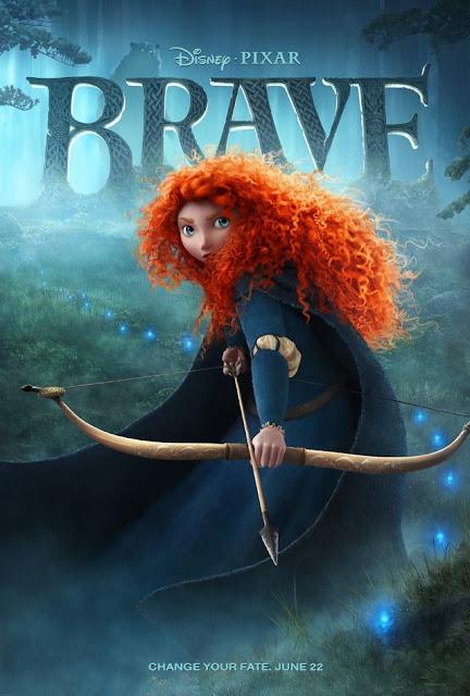 Poster filem Brave
