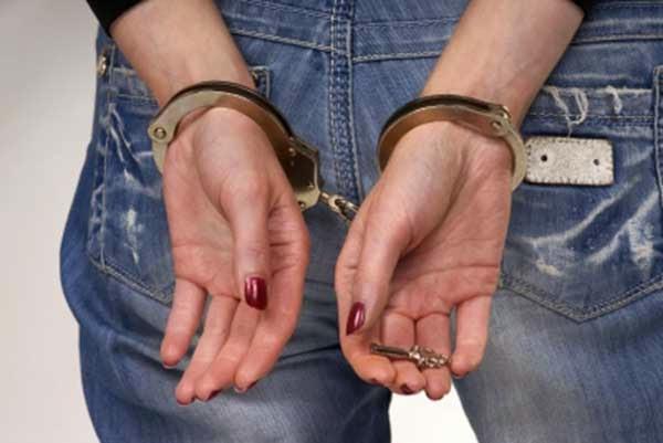 Sexy criminal